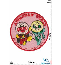 Anpanman World  Anpanman World - Manga