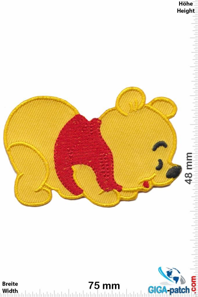 Winnie Pooh - Patch - Aufnäher - Aufnäher Shop / Patch - Shop ...