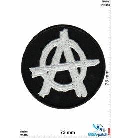Anarchy Anarchy - black white