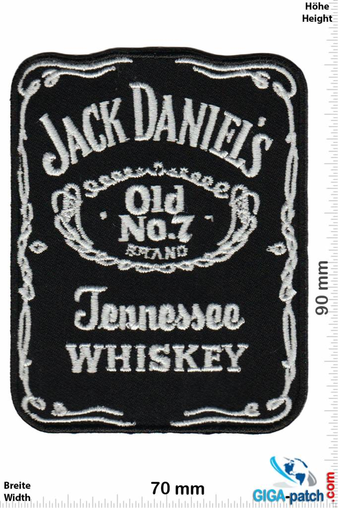 Jack Daniels Stickers Tennessee Whiskey