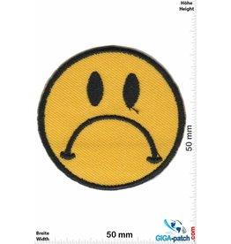 Smiley Sad Smiley - Sad Smile