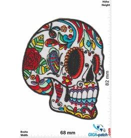 Muerto Skull - Totenkopf - Muerto- color -HQ