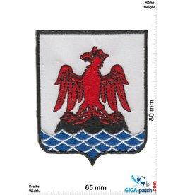 Historical  roter Adler