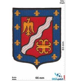 Historical  Adler - Fluss - Kreuz