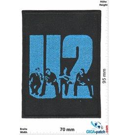 U2 U2 -  Band- Rockband - Bono