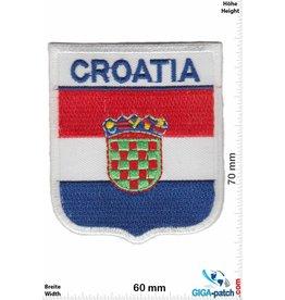 Kroatien, Croatia Croatia - coat of arms