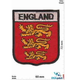 England, England Wappen Great Britain -  England - coat of arms - GT. BRITAIN -  Flag