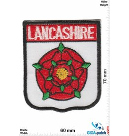 England, England Lancashire Wappen -  England