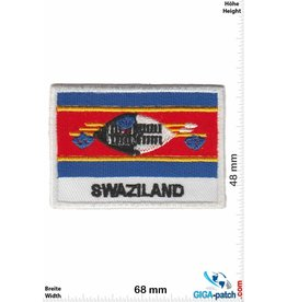 Swaziland Swaziland - Flag