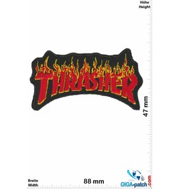 Thrasher Thrasher - red