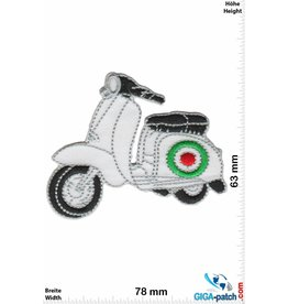 Vespa Vespa Scooter - white