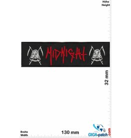 Midnight Midnight - Black/Speed Metal