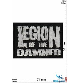 Legion of the Damned  Legion of the Damned - Death-Metal/Thrash-Metal-Band