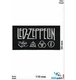 Led Zeppelin Led Zeppelin - silver