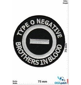 Type O Negative Type O Negative - Rock- Metalband - silver