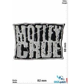 Motley Crue Motley Crue - silver