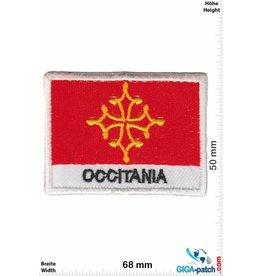 Frankreich, France Okzitanien - Occitania - France - Flagge Frankreich