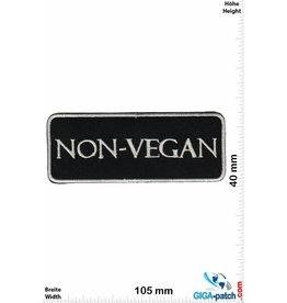 Vegan NON- VEGAN