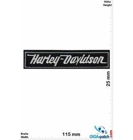 Harley Davidson Harley Davidson - silver