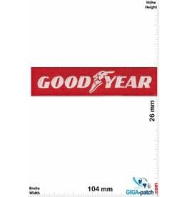 Goodyear Goodyear - red