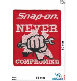 Snap-on  Snap-on - Never Compromise