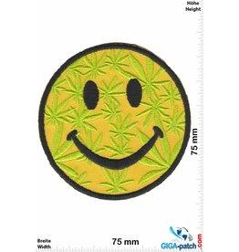 Smiley Smiley - Smile - marijuana - Dope