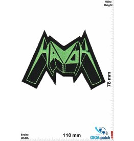 Havok  Havok - Thrash-Metal-Band - green