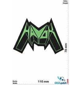 Havok  Havok - Thrash-Metal-Band - green