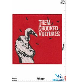 Them Crooked Vultures Them Crooked Vultures - Hard-Rock