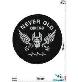 Cafe Racer Never Old Bikers - Caferacer