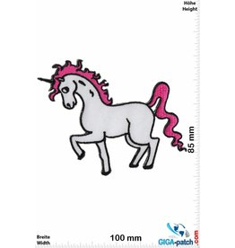 Unicorn Einhorn - Unicorn - pink