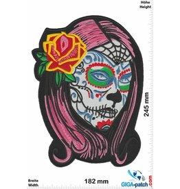 Muerto Skull - Muerto- -Girl -  24 cm