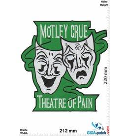 Motley Crue Motley Crue - Theatre of Pain - white - 22 cm