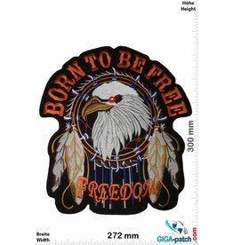 Indianer Born to be Free - Freedom - Adler Indianer - 30 cm