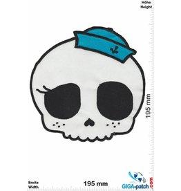 Ooldschool Totenkopf Matrose - Skull Sailor- Oldschool- 19 cm