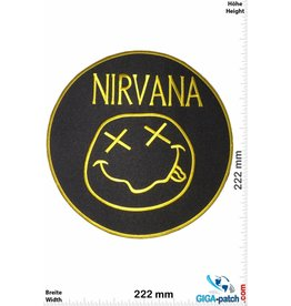 Nirvana Nirvana - Smile - 22cm - gold - Big