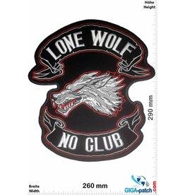 Lone Wolf Lone Wolf No Clubs - 29 cm - BIG
