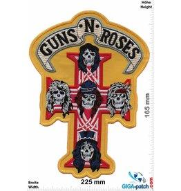 Guns n Roses Guns - n- Roses - 22 cm - BIG