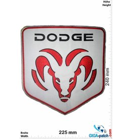 Dodge Dodge - red  - 24 cm