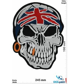 Union Jack UK Biker - Union Jack- 24 cm - BIG