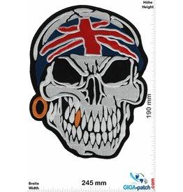 Union Jack UK Biker - Union Jack- 24 cm - BIG