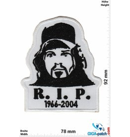 Pantera Dimebag Darrell - 1966 -2004 - Pantera