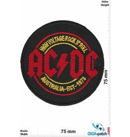 AC DC ACDC  -  AC DC - Australia Est. 1973