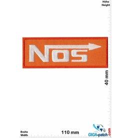 NOS NOS - Nitrous Oxide Systems -  Lachgaseinspritzungs-Systeme - orange
