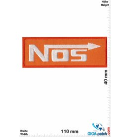 NOS NOS - Nitrous Oxide Systems - orange