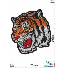 Tiger Tiger Head