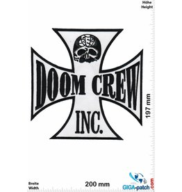 Black Label Scoiety Black Label Scoiety  - DOOM Crew Inc. - 20 cm - BIG