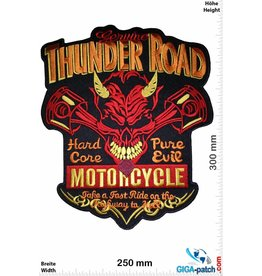 Devil Thunder Road - Hard Core Pure Evil - 30 cm - BIG