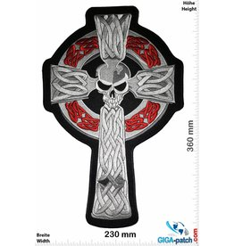Celtic Crucifix - Celtic - Viking- 28 cm