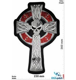 Celtic Kreuz - Kruzifix- Celtic - Wikinger- 28 cm